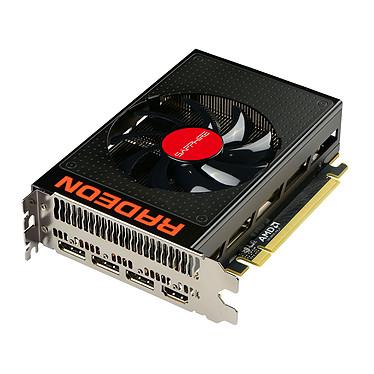 Sapphire Radeon R9 Nano 4G HBM (UEFI) 4 Go HDMI/Tri DisplayPort - PCI Express (AMD Radeon R9 Nano)