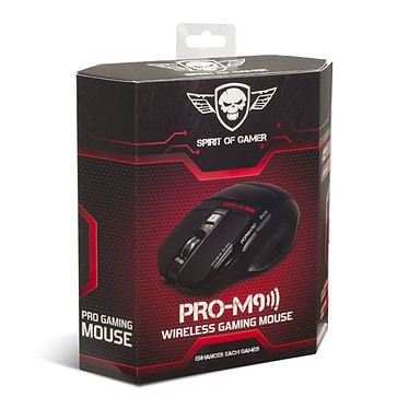 Acheter Spirit of Gamer Pro-M9