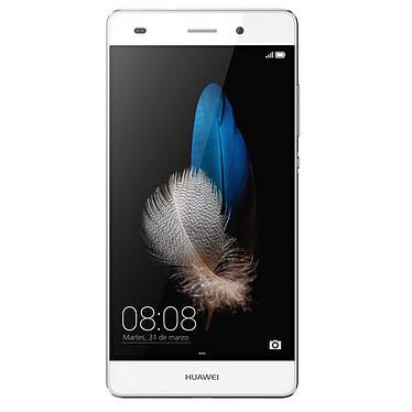 "Huawei P8 Lite Blanc Smartphone 4G-LTE Dual SIM - Kirin 620 8-Core 1.2 GHz - RAM 2 Go - Ecran tactile 5"" 720 x 1280 - 16 Go - NFC/Bluetooth 4.0 - 2200 mAh - Android 5.0"