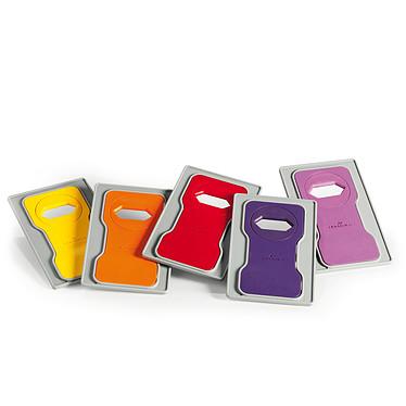 Durable Varicolor Phone Holder Rouge pas cher