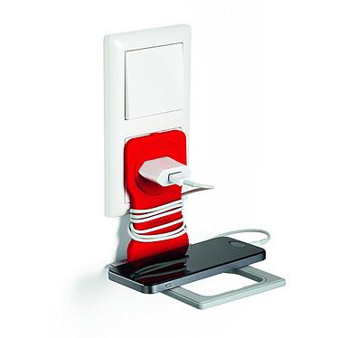 Durable Varicolor Phone Holder Rouge Support de chargement pour smartphone