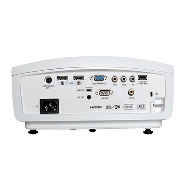 Acheter Optoma HD50 + Starter Kit ZF2300 + Lunettes 3D