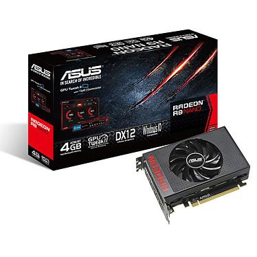 ASUS Radeon R9 Nano R9NANO-4G 4 Go HDMI/Tri DisplayPort - PCI Express (AMD Radeon R9 Nano)