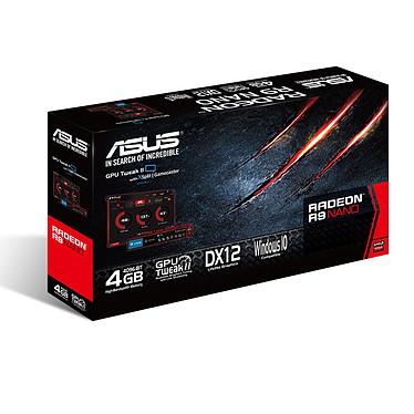 ASUS Radeon R9 Nano R9NANO-4G pas cher