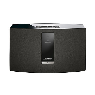 Bose SoundTouch 20 série III Noir Système audio Wi-Fi, Bluetooth pour Streaming audio, Web radio et Multiroom