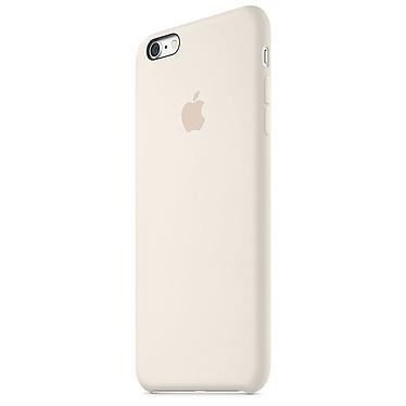 Avis Apple Coque en silicone Blanc antique Apple iPhone 6s