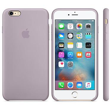 Apple Coque en silicone Lavande Apple iPhone 6s Plus Coque en silicone pour Apple iPhone 6s Plus