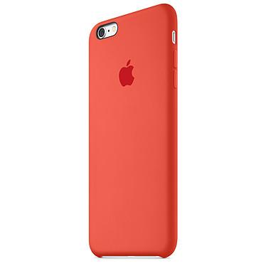 Avis Apple Coque en silicone Orange Apple iPhone 6s Plus
