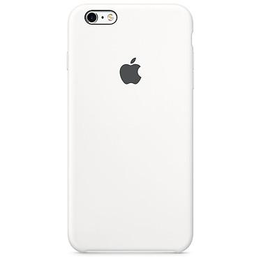 Avis Apple Coque en silicone Blanc Apple iPhone 6s Plus