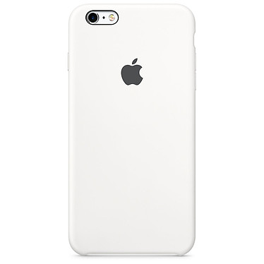 Avis Apple Coque en silicone Blanc Apple iPhone 6s