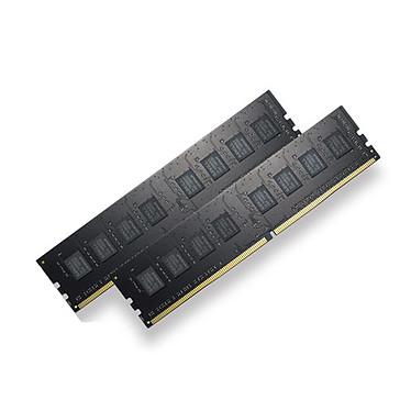 G.Skill RipJaws 4 Series 16 Go (2x 8 Go) DDR4 2133 MHz CL15 Kit Dual Channel 2 barrettes de RAM DDR4 PC4-17000 - F4-2133C15D-16GNS