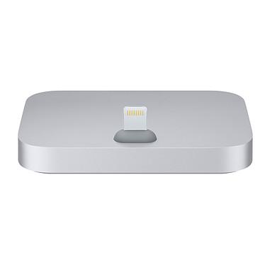 Apple Lightning Dock Gris sidéral Station de rechargement / synchronisation pour iPhone 5 / 5c / 5s / SE / 6 / 6 Plus / 6s / 6s Plus / 7 / 7 Plus / 8 / 8 Plus / X et iPod Touch 5e et 6e génération