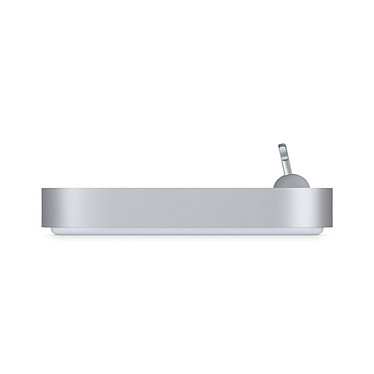 Avis Apple Lightning Dock Gris sidéral