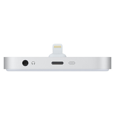 Comprar Apple Lightning Dock Plata