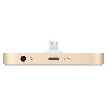 Acheter Apple Lightning Dock Or
