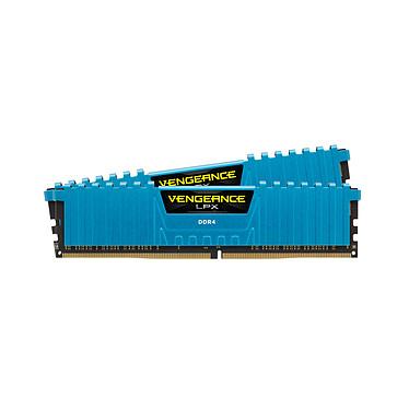 Corsair Vengeance LPX Series Low Profile 16 Go (2x 8 Go) DDR4 3000 MHz CL15 Kit Dual Channel 2 barrettes de RAM DDR4 PC4-24000 - CMK16GX4M2B3000C15B (garantie à vie par Corsair)