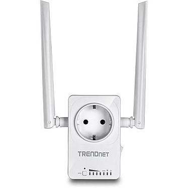 TRENDnet Home smart switch THA-103AC Répéteur Wi-Fi AC750 + Interrupteur électrique contrôlable à distance (compatible Android et iOS)