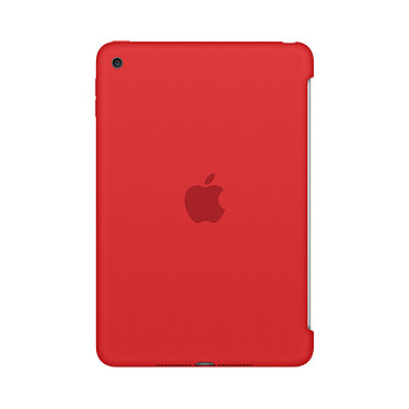 Apple iPad mini 4 Silicone Case Rouge Protection arrière en silicone pour iPad mini 4