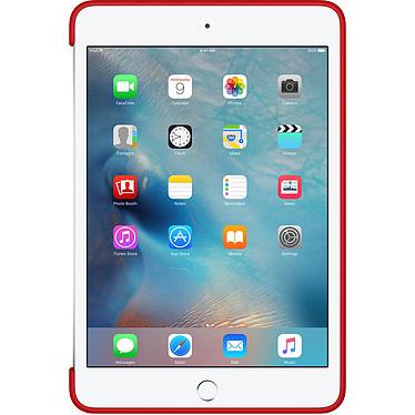 Acheter Apple iPad mini 4 Silicone Case Rouge
