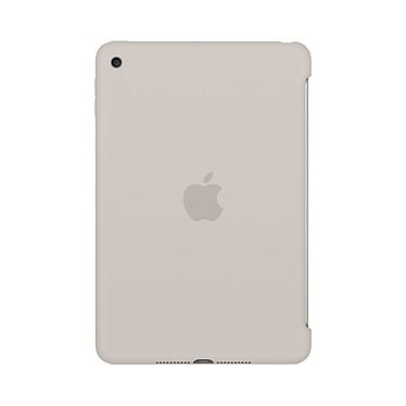 Apple iPad mini 4 Silicone Case Gris sable Protection arrière en silicone pour iPad mini 4