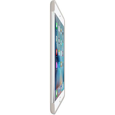 Avis Apple iPad mini 4 Silicone Case Gris sable