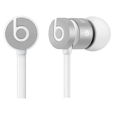 Beats urBeats Argent Écouteurs intra-auriculaire avec microphone intégré