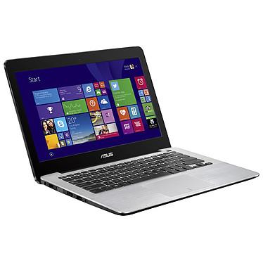 """ASUS X302LJ-FN104T Intel Core i3-4005U 4 Go SSD 128 Go 13.3"""" LED HD Wi-Fi N/Bluetooth Webcam Windows 10 Famille 64 bits (garantie constructeur 1 an)"""