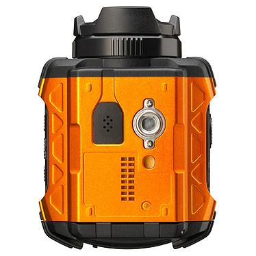 Ricoh WG-M1 Orange + micro SDHC 16 Go pas cher