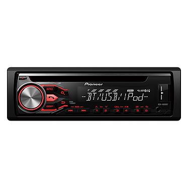 Pioneer DEH-4800BT Autoradio CD USB Bluetooth et entrée auxiliaire compatible avec smartphone Android et iPod / iPhone