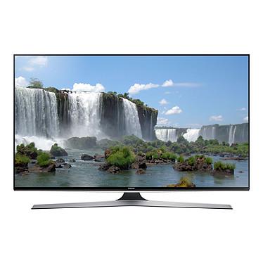 "Samsung UE48J6200 Téléviseur LED Full HD 48"" (122 cm) 16/9 - 1920 x 1080 pixels - Tuner TNT et Câble HD - HDTV 1080p - Wi-Fi - DLNA - 600 Hz"