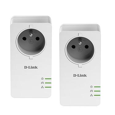 Prise de courant intégrée D-Link