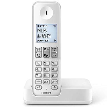Philips D2301W/FR Blanc