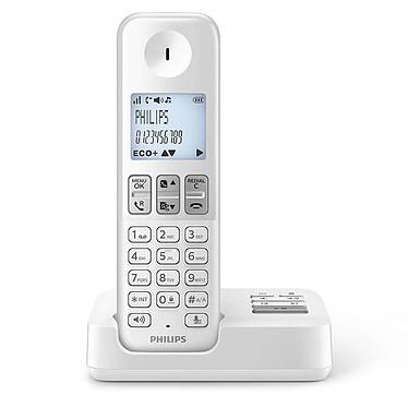 Philips D2351W/FR Blanc