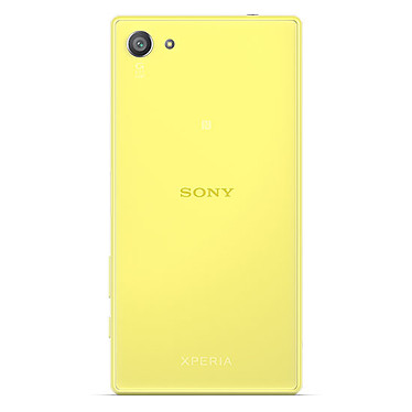Avis Sony Xperia Z5 Compact Jaune