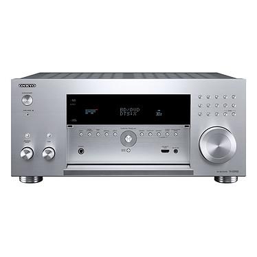 Onkyo TX-RZ900 Argent Ampli-tuner Home Cinéma 7.2 Wi-Fi, Bluetooth, AirPlay, HDMI 4K, DTS:X et Dolby Atmos