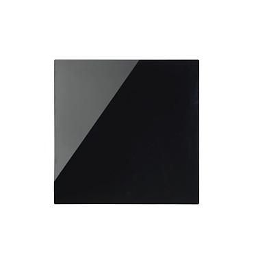 Avis Bi-Office Tableau Mémo en Verre Magnétique Noir