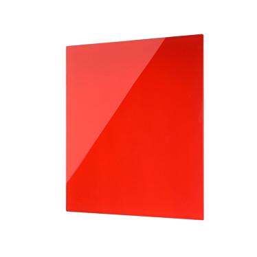 Acheter Bi-Office Tableau Mémo en Verre Magnétique Rouge