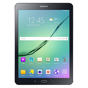 """Samsung Galaxy Tab S2 9.7"""" SM-T810 32 Go Noir Tablette Internet - Exynos 5433 Octo-Core 1.9 GHz 3 Go 32 Go 9.7"""" tactile Wi-Fi/Bluetooth/Webcam Android 5.0"""