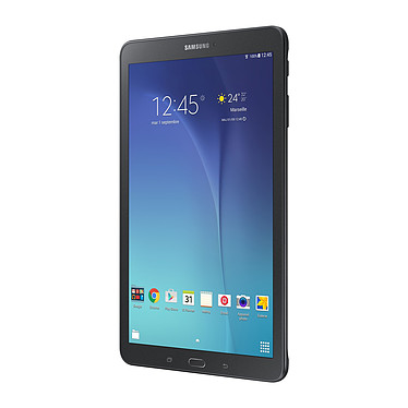 "Avis Samsung Galaxy Tab E 9.6"" SM-T560 8 Go Noir"