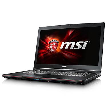 "MSI GE72 6QC-025FR Apache Intel Core i7-6700HQ 8 Go 1 To 17.3"" LED Full HD NVIDIA GeForce GTX 960M Graveur DVD Wi-Fi AC/Bluetooth Webcam Windows 10 Famille 64 bits (garantie constructeur 1 an)"