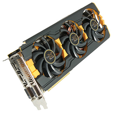Sapphire Radeon R9 290 Tri-X 4G GDDR5 Lite RF 4 Go Dual DVI/HDMI/DisplayPort - PCI Express (AMD Radeon R9 290) - (Produit reconditionné - Etat neuf - Garantie 1 an)