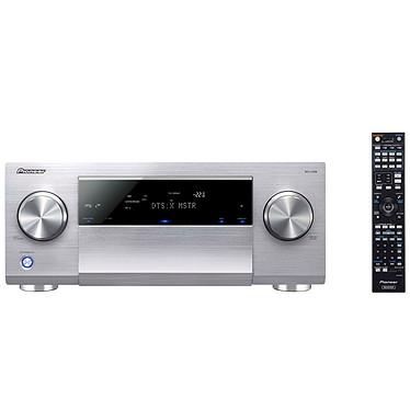 Pioneer SC-LX59 Argent Amplificateur AV 9.2 Direct Energy Class D, Dolby Atmos, DTS:X Upscaling Ultra HD (4K/60p), DAC ESS SABRE , Bluetooth, Wi-Fi Audio Scaler 192kHz/32bit