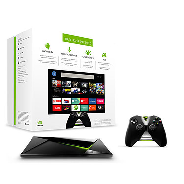 NVIDIA SHIELD Android TV 16 Go (2015)
