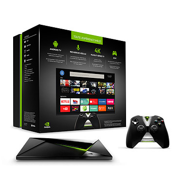 NVIDIA SHIELD Pro Android TV 500 Go (2015)