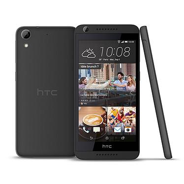 "HTC Desire 626 Gris Smartphone 4G-LTE - Snapdragon 410 Quad-Core 1.2 Ghz - RAM 2 Go - Ecran tactile 5"" 720 x 1280 - 16 Go - NFC/Bluetooth 4.0 - 2000 mAh - Android 5.1"