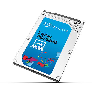 Seagate Laptop Thin SSHD 500 Go (Chiffrement)
