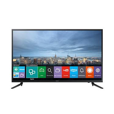 """Samsung UE48JU6000 Téléviseur LED 4K 48"""" (122 cm) 16/9 - 3840 x 2160 pixels - Tuner TNT et Câble - Ultra HD - Wi-Fi - DLNA - 800 PQI"""