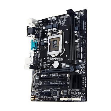 Avis Gigabyte GA-H110M-S2PV DDR3