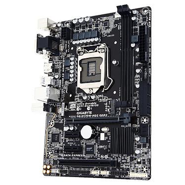 Avis Gigabyte GA-H170M-HD3 DDR3