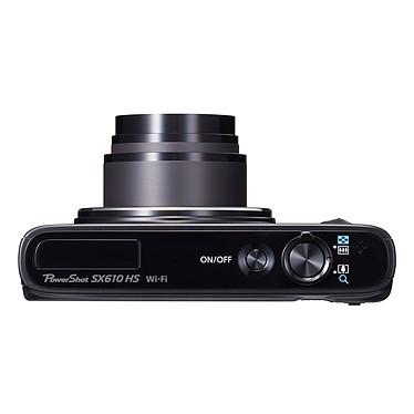 Acheter Canon PowerShot SX610 HS Noir + Canon DCC-1570